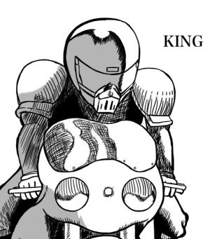 「18Rの鷹」キング